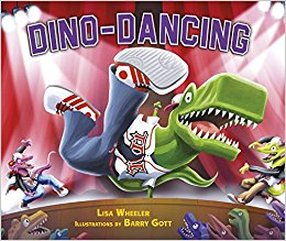 Picture of book Dino-Dancing by Lisa Wheeler