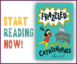 Picture of book Frazzled: Ordinary Mishaps and Inevitable Catastrophes